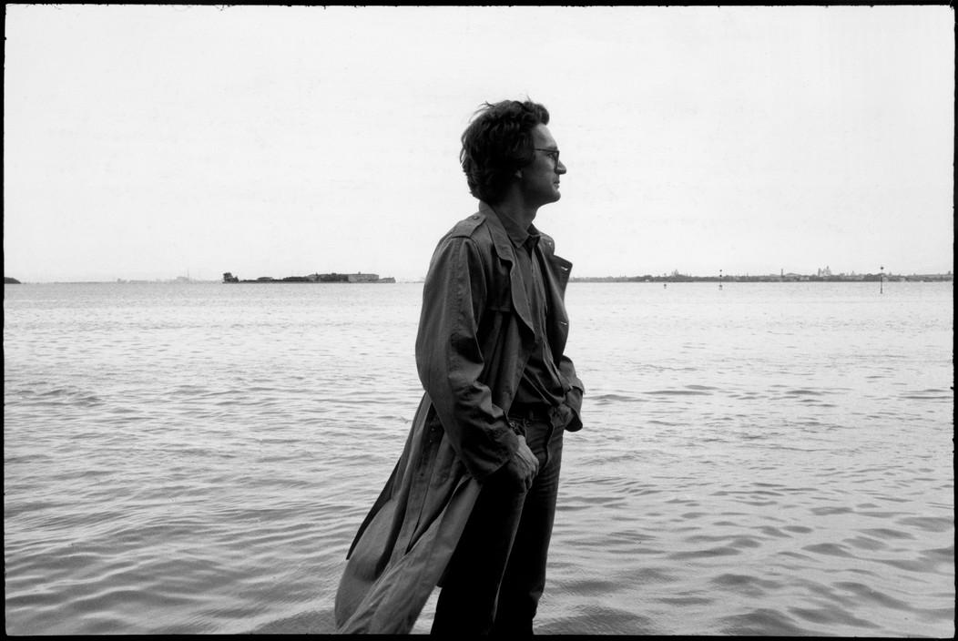 Wim Wenders. Foto: Raymond Depardon / Magnum Photos