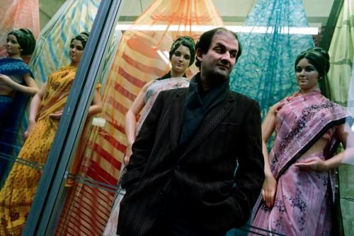 Salman Rushdie, 1988. Foto: Gilles Peress