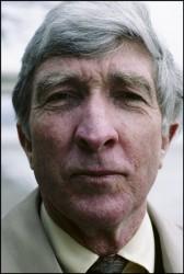 John Updike. Foto: Richard Kalvar