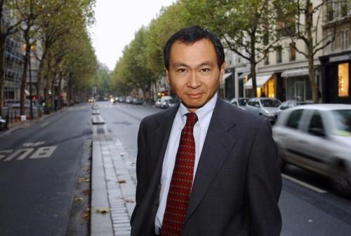 Francis Fukuyama. Foto: Libération