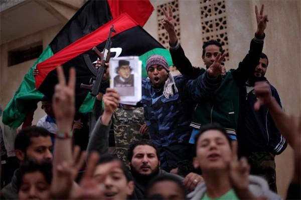 Benghazi. Foto: Keystone/AP