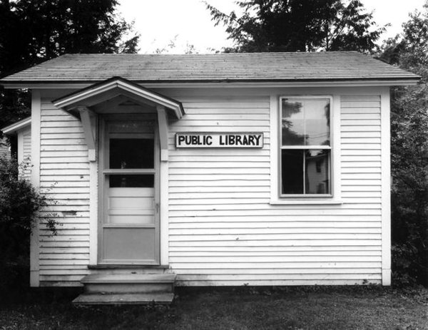 Hartland Four Corners, Vermont, 1994. Foto: Robert Dawson