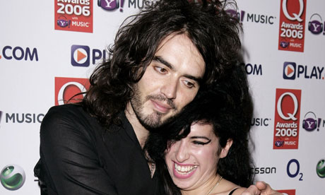 Russell a Amy. Foto: Dave Hogan / Getty Images