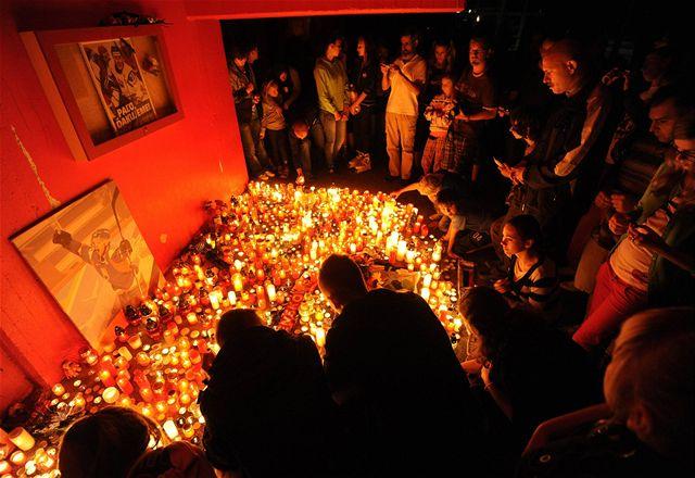 Pri nešťastí zahynul aj slovenský hokejista Pavol Demitra. Foto: Reuters