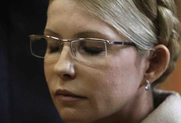 Julia Tymošenková. Foto: Efrem Lukatsky / AP