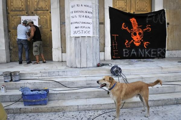 Foto: Louisa Gouliamaki / AFP / Getty Images