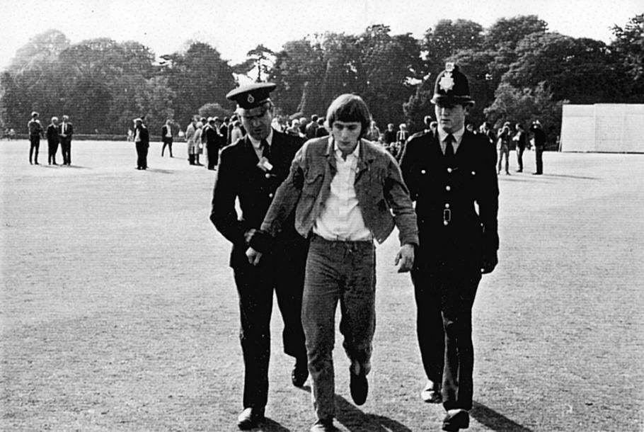Roku 1968 v Oxforde.