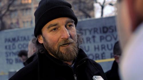 Tom Nicholson. Photo: ?TK / AP