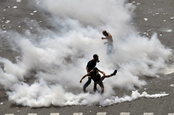 Foto: Aris Messinis / AFP / Getty Images