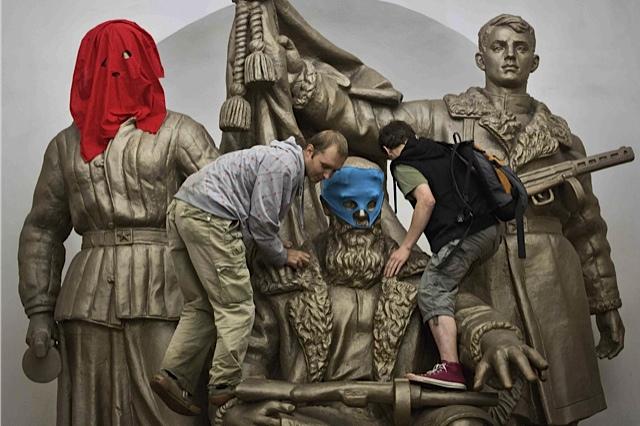 Foto: Yevgeny Feldman / Novaya Gazeta