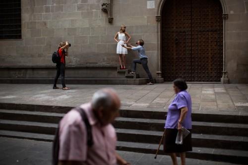 Foto: Emilio Morenatti / Associated Press