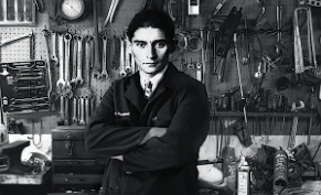 Franz Kafka. Reprofoto: The New Republic