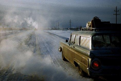 Alijaška 1958. Foto: Marc Riboud / Magnum Photos