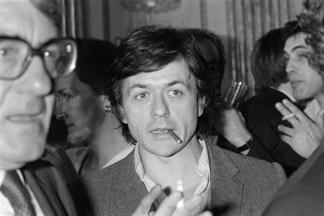 Patrice Chéreau v roku 1983. Foto: Gabriel Duval / Agence France-Presse / Getty Images