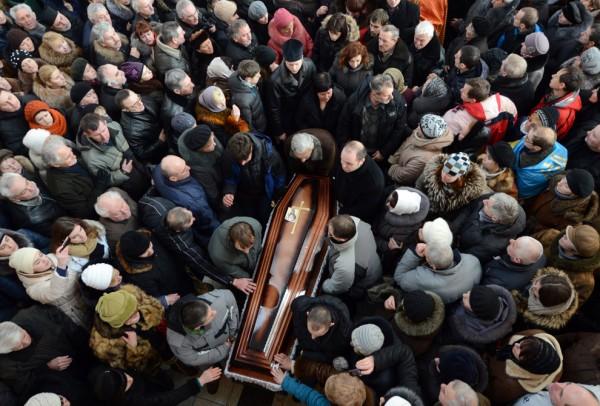 Foto: Jurij Dyachysyn AFP / Getty Images