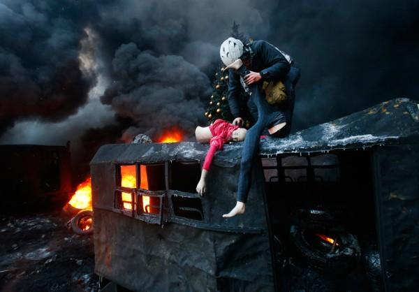 Foto: Sergei Grits / Associated Press