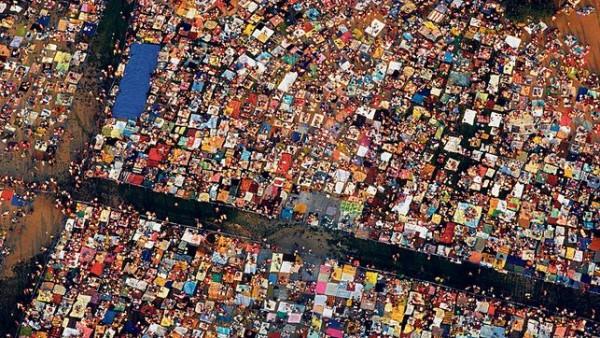 My ľudia sme sa narodili slobodní, s rovnakou dôstojnosťou, rovnakými právami, rovnakým rozumom a svedomím - aspoň teoreticky - Central Park, New York 1983.