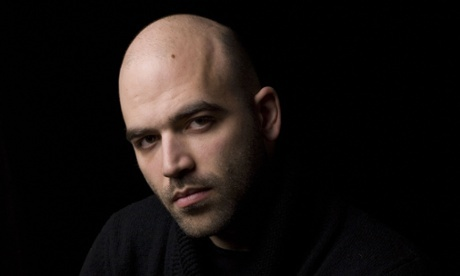 Roberto Saviano. Foto: Justin Williams / REX