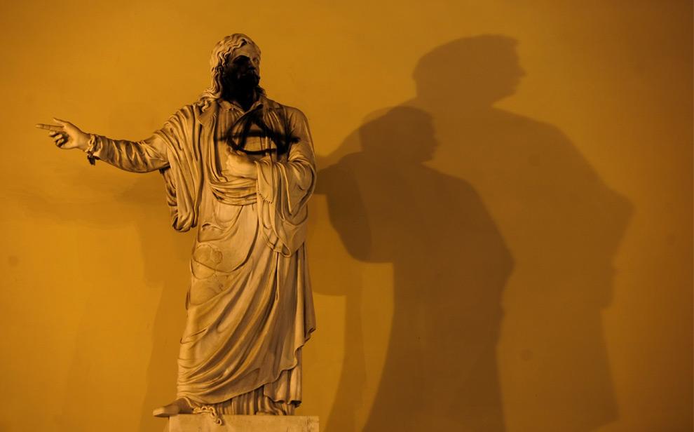 Foto: Aris Messinis / AFP / Getty Image