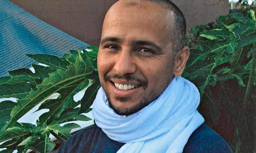 Muhammad Walad Salahí. Foto: The Guardian