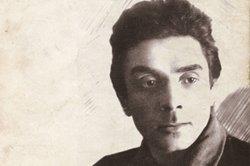 Ukrajinský spisovateľ a básnik Mykola Chvylovy.