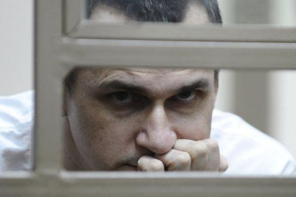 Oleg Sencov.  Foto: AP Photo